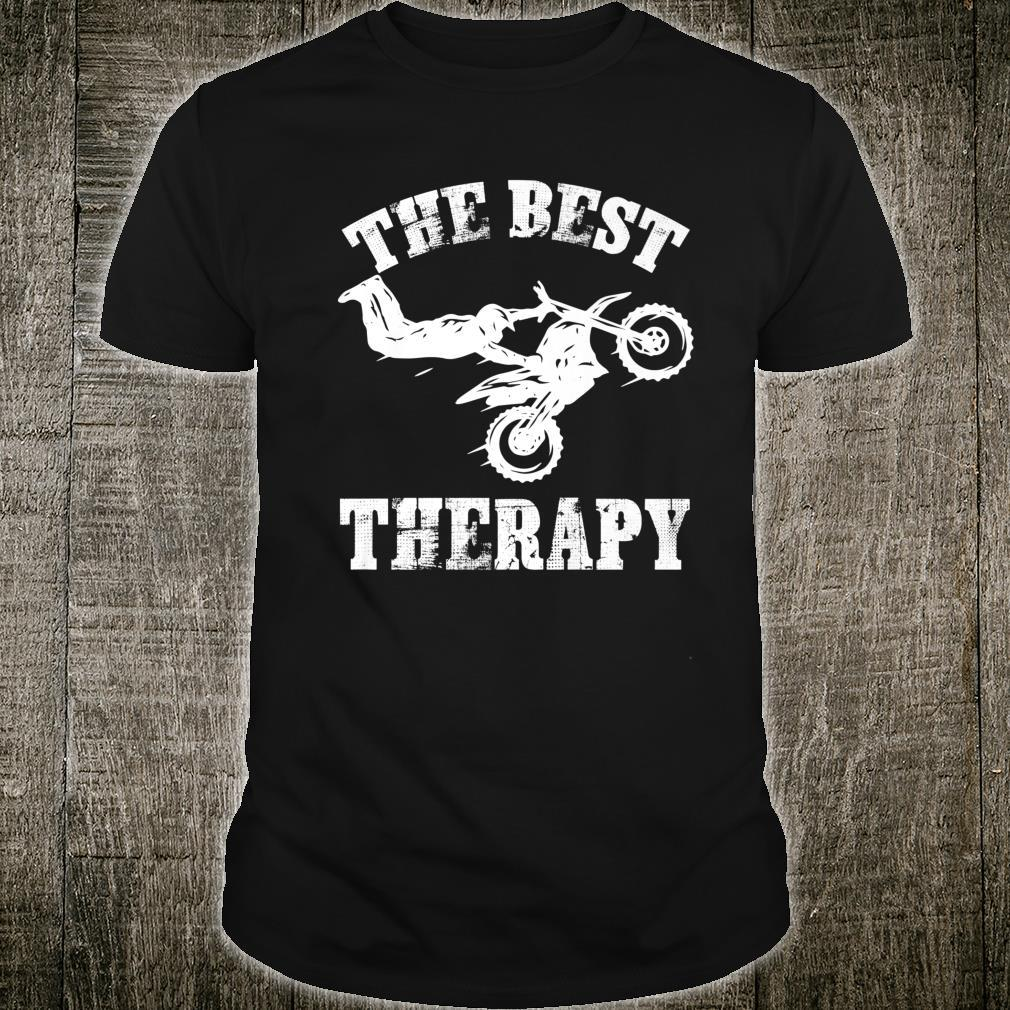 The best therapy BMX dirt bikes. Shirt