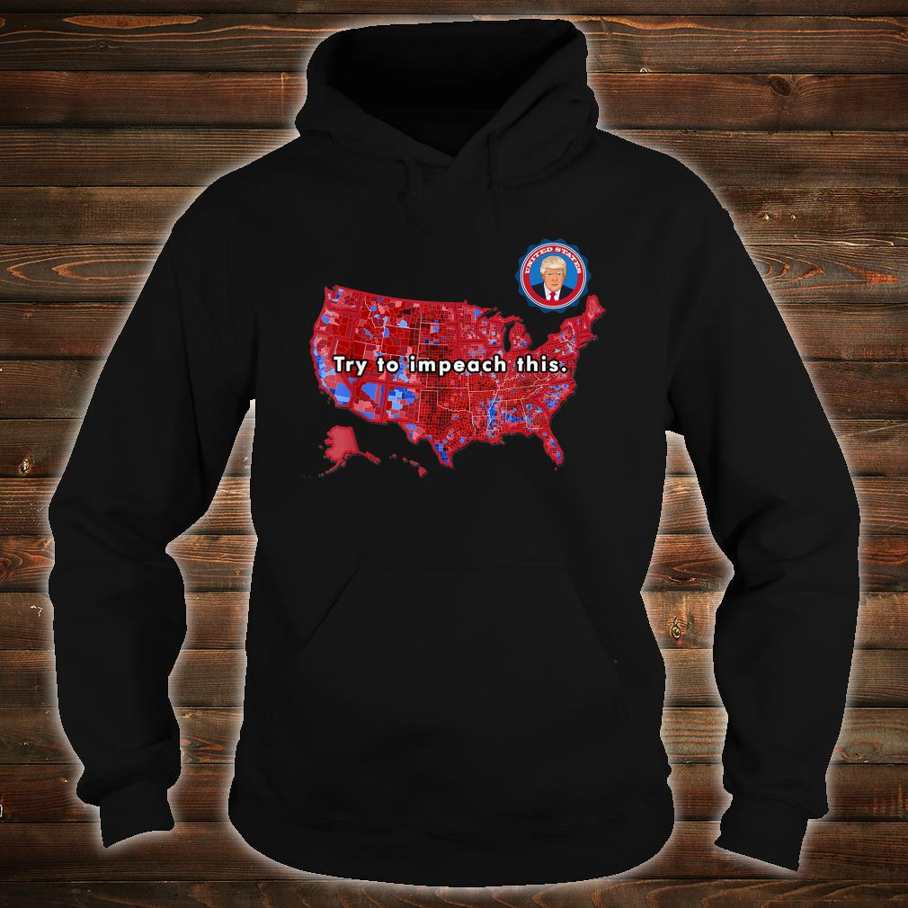 Try to Impeach This Shirt hoodie
