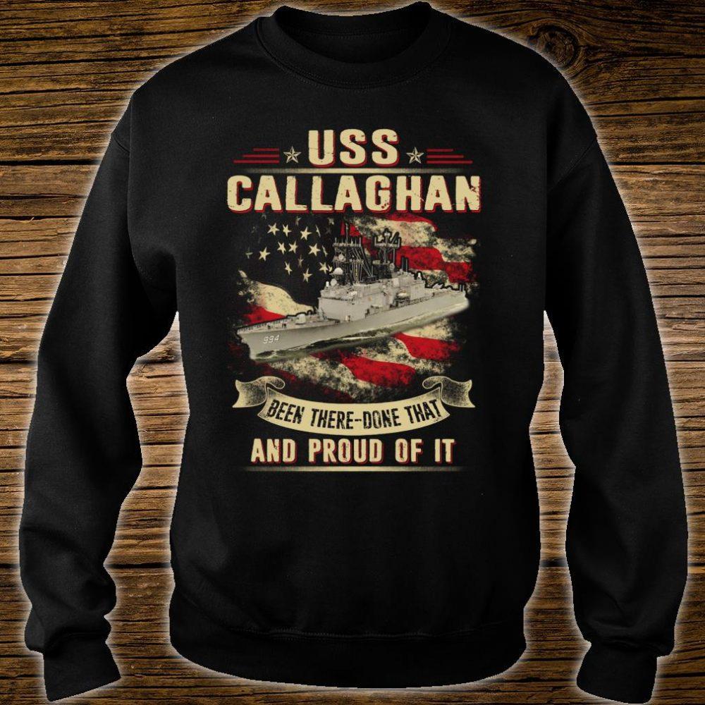 USS Callaghan Shirt sweater