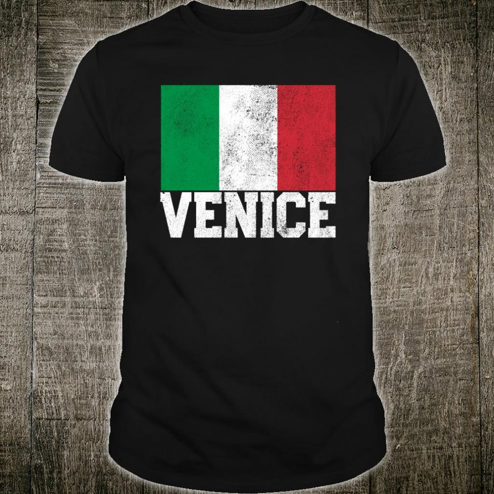 Venice Italy Italian Shirt