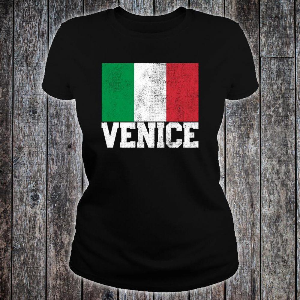 Venice Italy Italian Shirt ladies tee