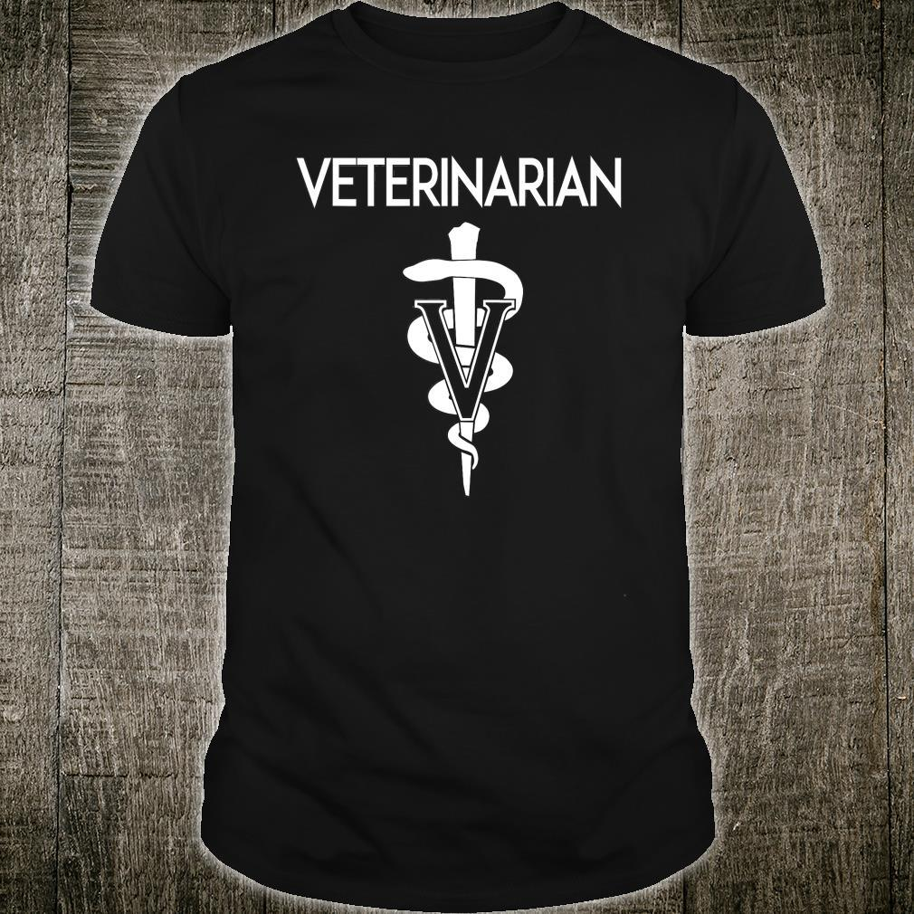 Veterinarian Role Vet, medical staff for animals v1 Shirt