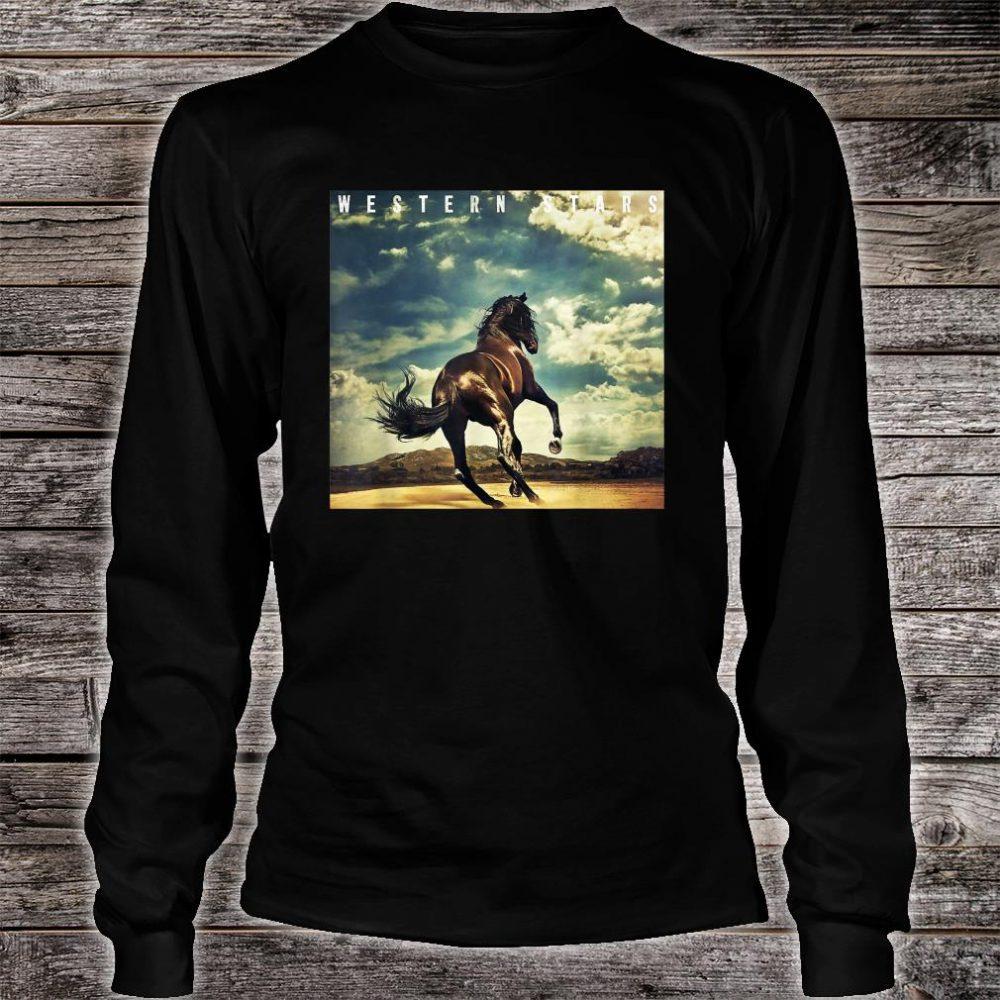 Western Stars Shirt long sleeved