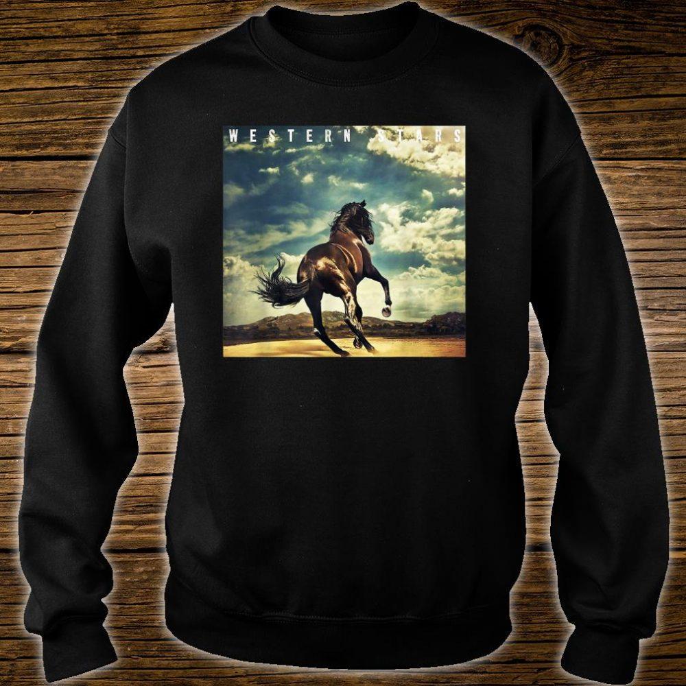Western Stars Shirt sweater